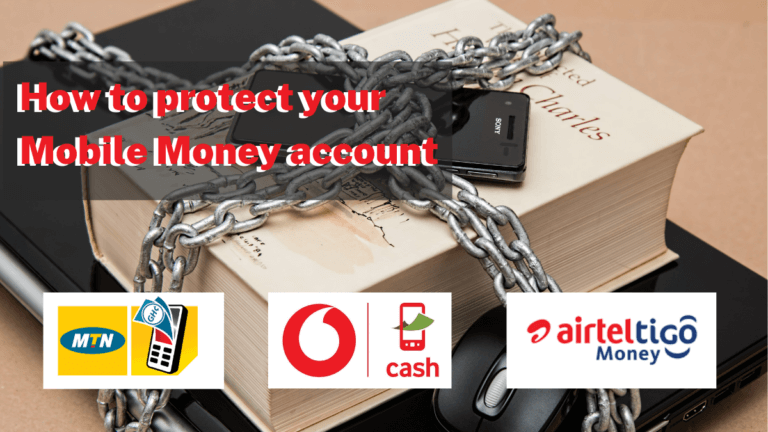 protect your mobile money account