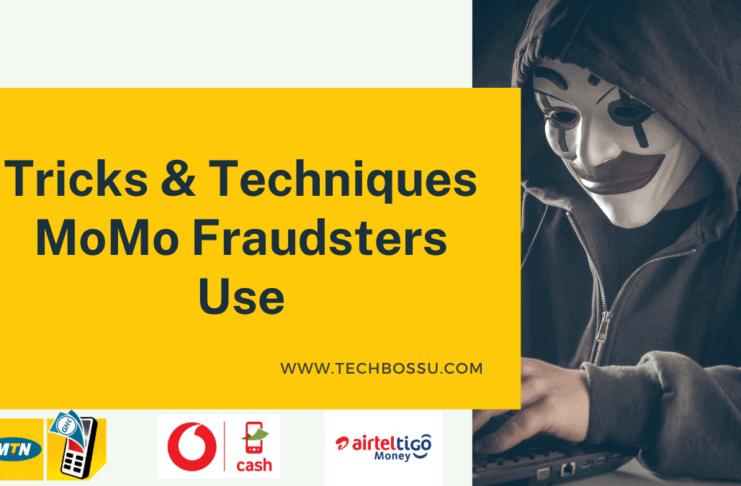 Mobile Money Fraudsters