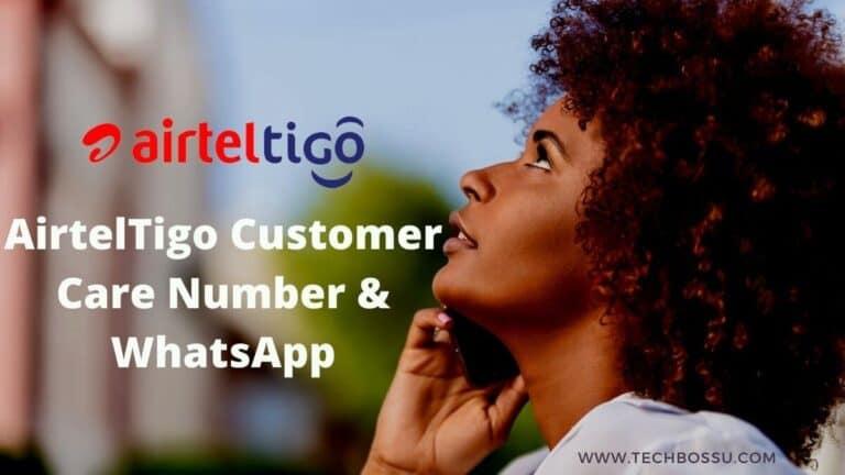 AirtelTigo Customer Care Number